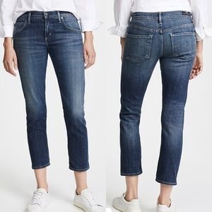 COH Emerson Slim Boyfriend Ankle Jeans Sz 26